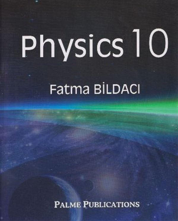 Palme Publications 10. Sınıf Physics