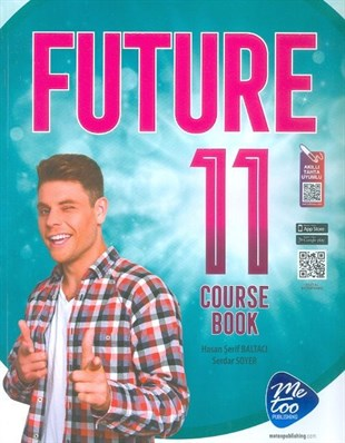 MeToo Publishing 11. Sınıf Future Course Book